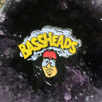 Bassheads Sour Candy Spoof Hat Pin
