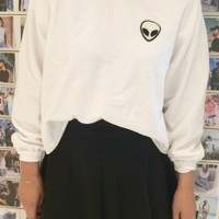 Brandy & Melville Deutschland - Sariah Alien Patch Sweater
