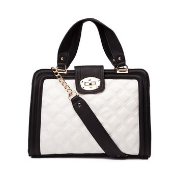 Womens Quilted Handbag