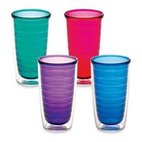 Tervis® 16-Ounce Assorted Color Tumblers (Set of 4)