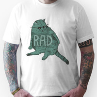 rad cat Unisex T-Shirt