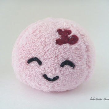 Mochi Plush - Red Bean Flavor