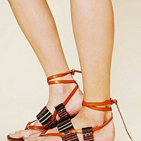 Faryl Robin  Laila Sandal at Free People Clothing Boutique