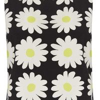 Sleeveless Daisy Print Shell Top - Tops - Clothing - Topshop USA