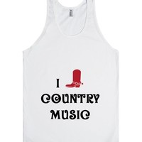 I Boot Country Music