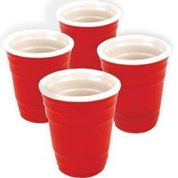 Red Solo Cup Shot Glasses Set - Whimsical & Unique Gift Ideas for the Coolest Gift Givers