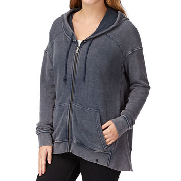 Volcom Moon Phase Fleece Zip Hoody - Midnight Blue
