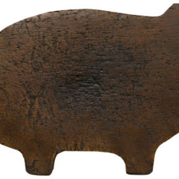 Treenware Pig Cutting Board