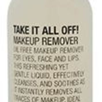 Take it All Off! Makeup Remover