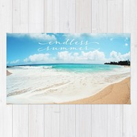 endless summer Rug by sylviacookphotography