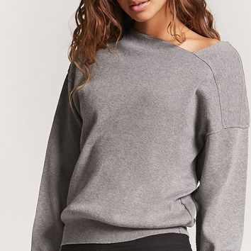 Active Off-the-Shoulder Top