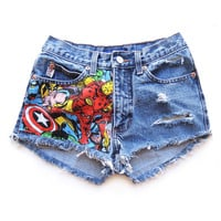 SUPERHERO from GET HIGH WAISTED