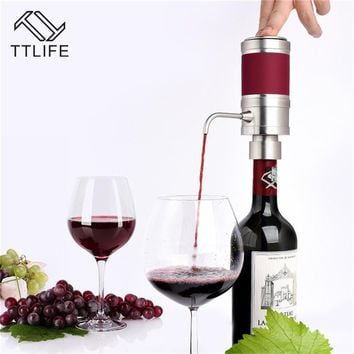 Electric Decanter Wine PourerHomebrew Pump Style Cider Appliance