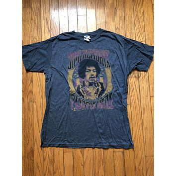 Men's Jimi Hendrix Junk Food t-shirt