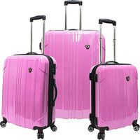 Traveler's Choice Sedona 3-Piece Hardside Spinner Set - eBags.com
