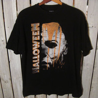 Halloween T-Shirt, Size XL. Michael Myers. Awesome Retro Shirt!
