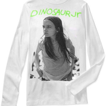 Dinosaur Jr. Green Mind Mockneck Sweater
