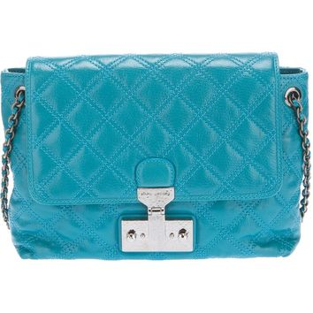 Marc Jacobs 'Iconic Quilted Single' Bag