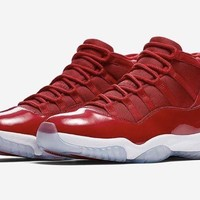 ONETOW Air Jordan 11 Gym Red Michael Jordan Jumpman 23
