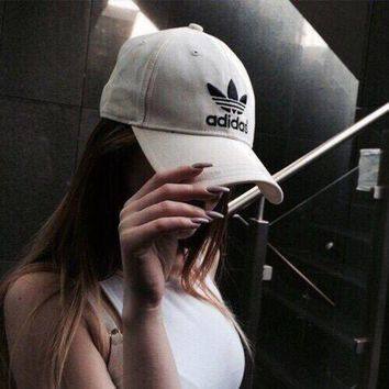 LMFUX5 Adidas Sport Sunhat Embroidery Baseball Cap Hat-2
