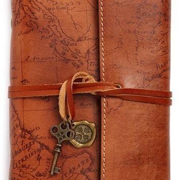 Patricia Nash 'Carmona' Leather Journal