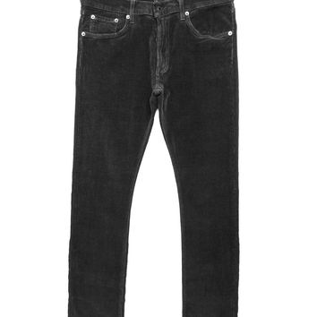 Kennedy Denim Co. - 5-Pocket Corduroy Pants (Gunmetal Grey)