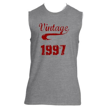 Vintage 1997 |Ultra Cotton® Muscle T Shirt |Underground Statements