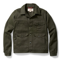 Filson Short Cruiser Dry Finish Jacket Seattle Fit