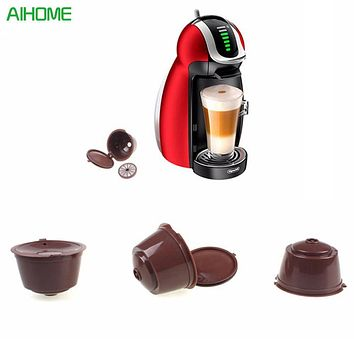 1pc Use 150 Times Refillable For Dolce Gusto Coffee Nescafe Reusable Capsule