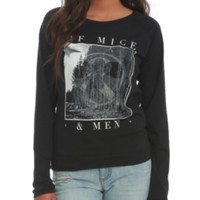 Of Mice & Men Woods Girls Pullover Top
