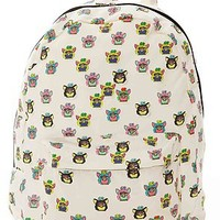 O-Mighty The Furby Backpack in White : Karmaloop.com - Global Concrete Culture