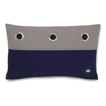 Southern Tide® Starboard Oblong Throw Pillow in Navy