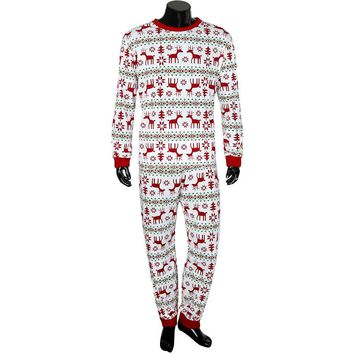 Mens Holiday Pajamas