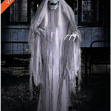 6.5' Phantom Rising Animated Decoration - Spirithalloween.com