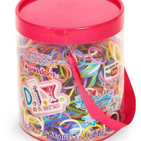 loom rubber bands in canister Case of 4