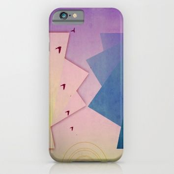 Into the Sunset iPhone & iPod Case by DuckyB (Brandi)