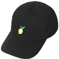 Lemonade Embroidered Beyonce Weekend Baseball Hat