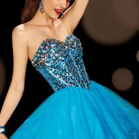 Alyce Sweet 16 3615 Dress