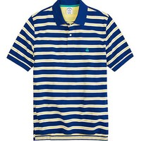 Golden Fleece® Slim Fit Classic Brooks Stripe Polo