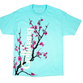 TEA TREE TEE MINT – golfwang