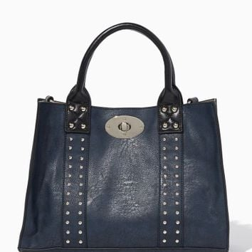 Holmes Bag-in-Bag Satchel | Handbags | charming charlie