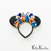Disney Snacks Disney Ears Headband, Disney Treats, Mickey Mouse Ears, Minnie Mouse Ears, Disney Bound, Disneyland, Disney World