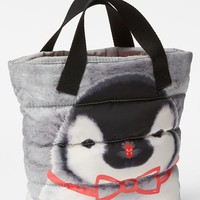Gap Penguin Puffer Tote Size One Size - Dusty grey 004
