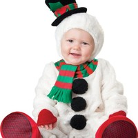 InCharacter Costumes Baby's Silly Snowman Costume