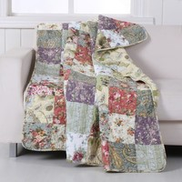 Greenland Home Fashions Blooming Prairie Throw | Overstock.com Shopping - The Best Deals on Throws