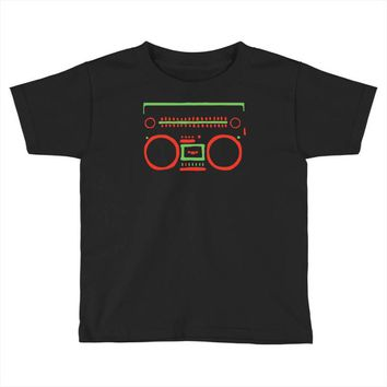 a tribe called quest   speaker hip hop the cutting edge Toddler T-shirt