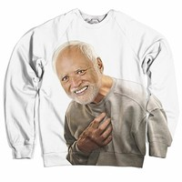Hide The Pain Harold Sweater