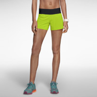 "Nike 4"" Rival Women's Running Shorts - Volt"