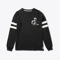 Diamond Supply Co. - Un Polo Football Top - Black