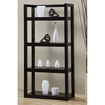 Open Shelf Bookcase | Overstock.com